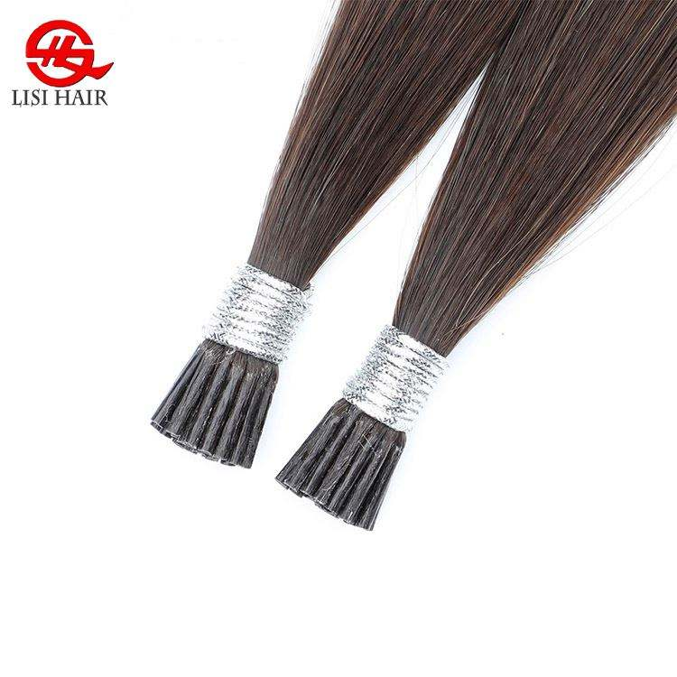Private Label Mini Tip Hair Extension, i Stick Tip Hair Extensions