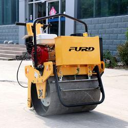 Road compaction equipment vibration road roller single drum roller compactor  FYL-D600
