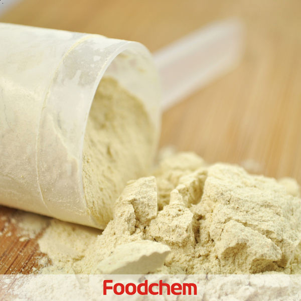 China Supplier Soybean Isolate Protein Non-Gmo