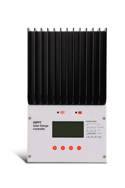 L'énergie verte d'achat en chine système d'énergie solaire contrôleur avec écran LCD