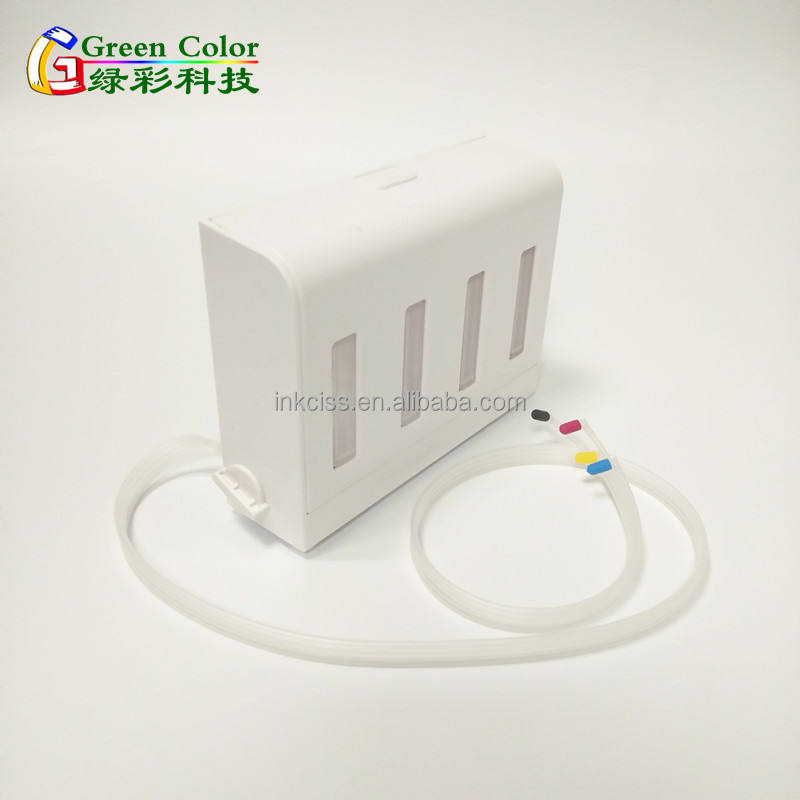 New arrival white Ink tank DIY CISS for Epson HP Canon Brother printer