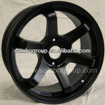 Auto Part Rays Volk TE37 Wheel
