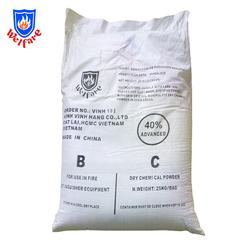 ABC 40% to 90% fire extinguisher dry chemical powder