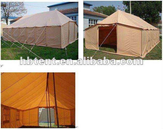 Tela tenda safari/tenda familiare ( iso9001:2000 )