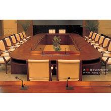 Big Fancy and Heavy Duty Large Seater Conference Table
