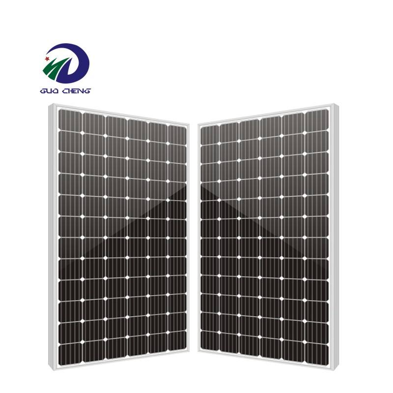 All Black 12BB Solar Module 300W/30V TUV Approved Solar Panel Ready to Ship in Europe cheap price