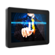 HM104 10 inch industrial capacitive touch monitor with high brightness 1000nits