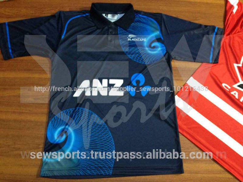 nouvelle zélande t20 shirt <span class=keywords><strong>sublimation</strong></span>