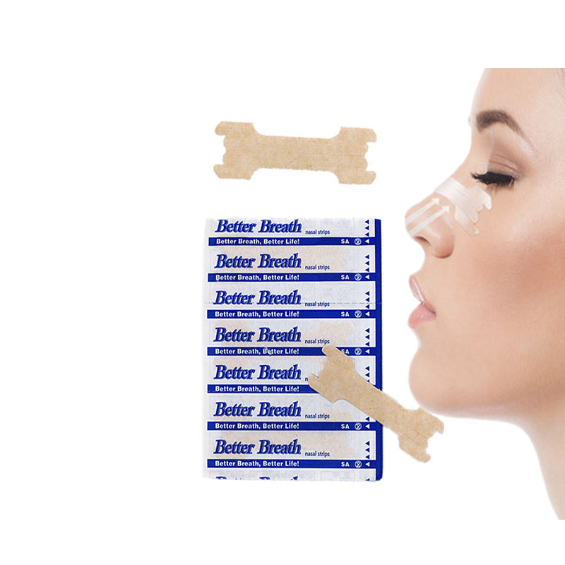 2021 Hot Products Anti snoring nasal strips to breathe better breathe easy