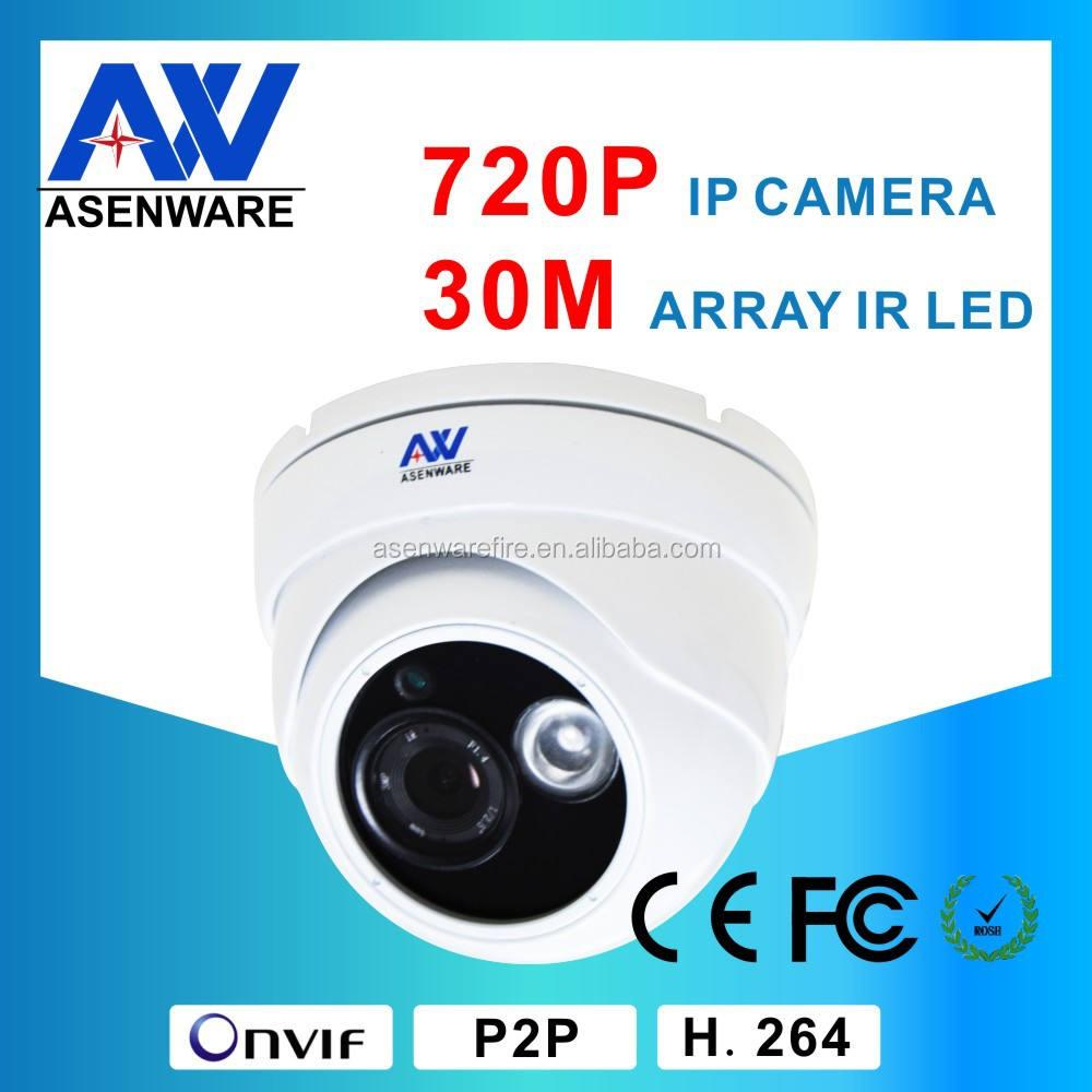 Intdoor <span class=keywords><strong>Onvif</strong></span> <span class=keywords><strong>caméra</strong></span> AW-IP413 720 P HD de sécurité de Surveillance <span class=keywords><strong>caméra</strong></span> dôme de la chine