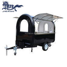 JX-FR250J  Custom Market Stall / Mobile Bar Trailer / Mobile Buffet Car