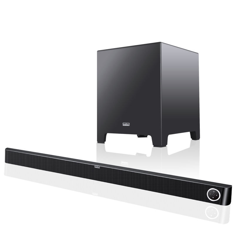 5.1 Channel Bt Wifi Home Theater TV Soundbar Sistem dengan Subwoofer Nirkabel