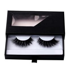 Wholesale Waterproof Clear Soft Band 3D Mink Fur False Eyelash