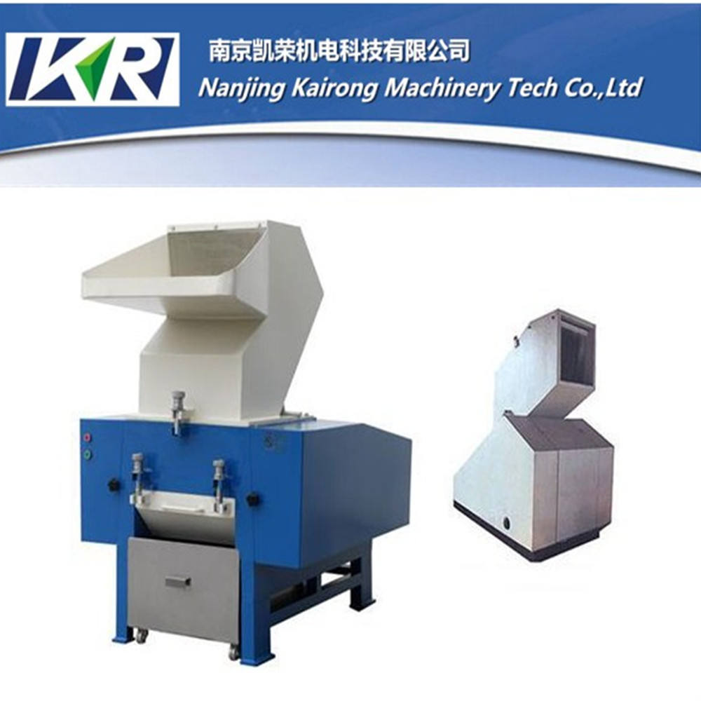 Small JYSC-7575 Used PP/PE Plastic Film Industrial Recycling Shredder