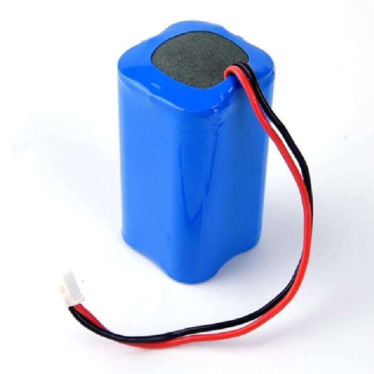 Icr18650 4400 mah 7.4 v 2s2p 18650 pin li ion battery pack 7.4 v 4400 mah pin