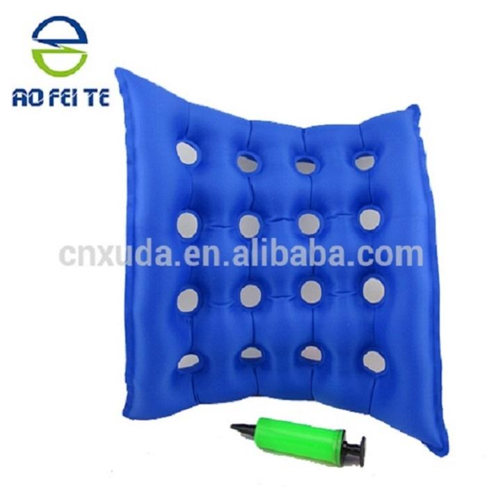 "Air Inflatable Seat Cushion 17"" X 17"" (Waffle)"