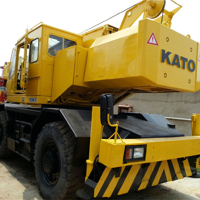 Used KATO KR-25H truck crane 25Ton KR-50H in condition