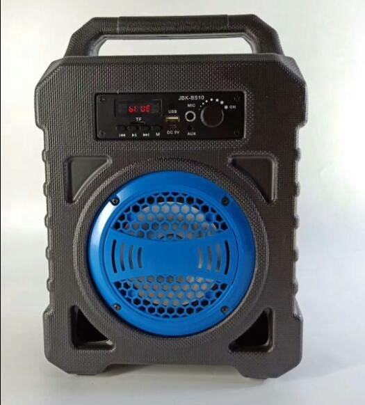 "Baru 5.25 ""Drop Resistance Sistem Home Theater Speaker dengan FM/Bt/USB/AUX"
