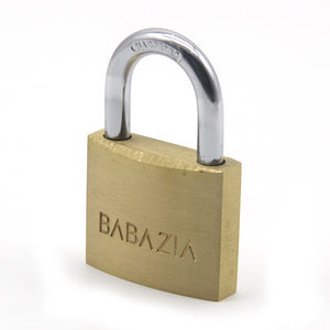 High Quality Cheap Price Heavy Duty 30mm 40mm 50mm Brass Padlock
