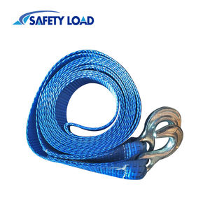 50mm 5T Towing Strap With Forged Hook