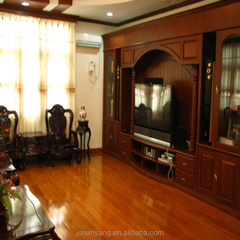 Burma teak engineered wood flooring hardwood flooring price