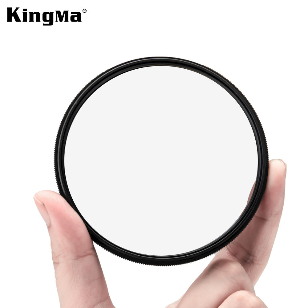 Kingma 77mm CPL Filter Circular Polarizer Filter For Camera Lens with Multi-Resistant Coating