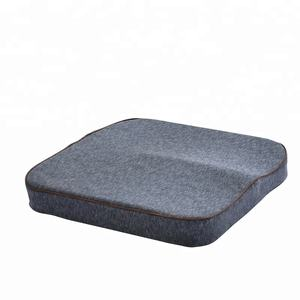 Office Chair Custom Cushion Orthopedic Memory Foam Coccyx Car Cushion Tailbone Pain Cushion Pillow Back Pain & Sciatica Relief