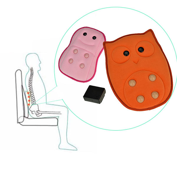 SM9218 OEM ODM service 100% polyester baumwolle polsterung back extension fitness massage vibration