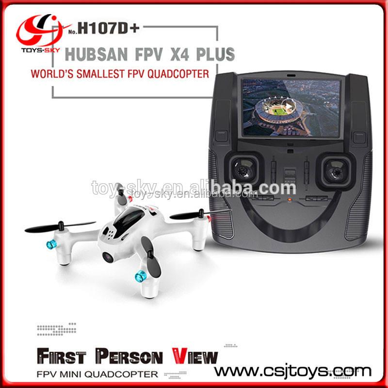 Hubsan x4 107D التصوير الجوي remotrol السيطرة quandcopter 2.4 جيجا هرتز <span class=keywords><strong>المهنية</strong></span> rc لعبة الطائرة مع الكاميرا