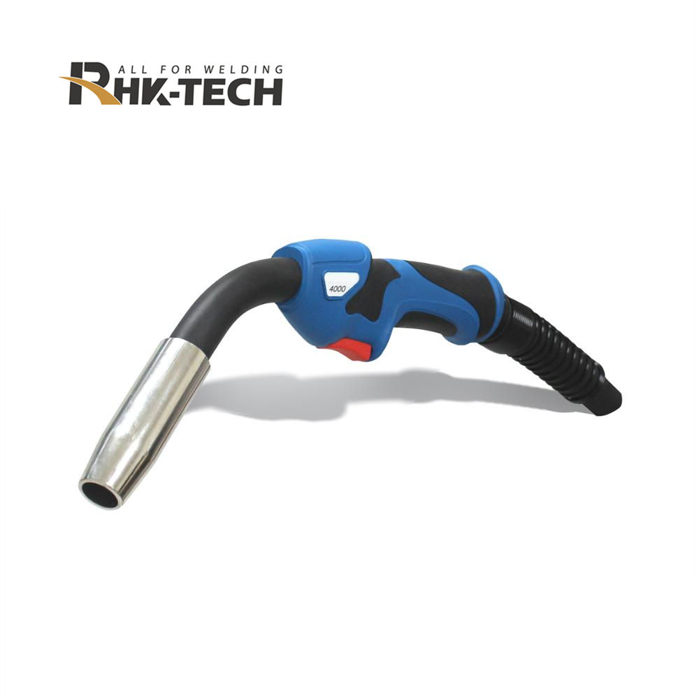 China Produced Euro-type Best SUPER MAXI 4000 Mig Welding Torch