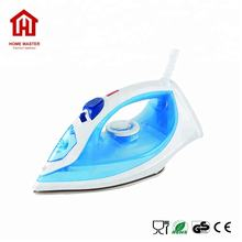 ST-868 High quality ceramic soleplate steam iron commercial flat iron