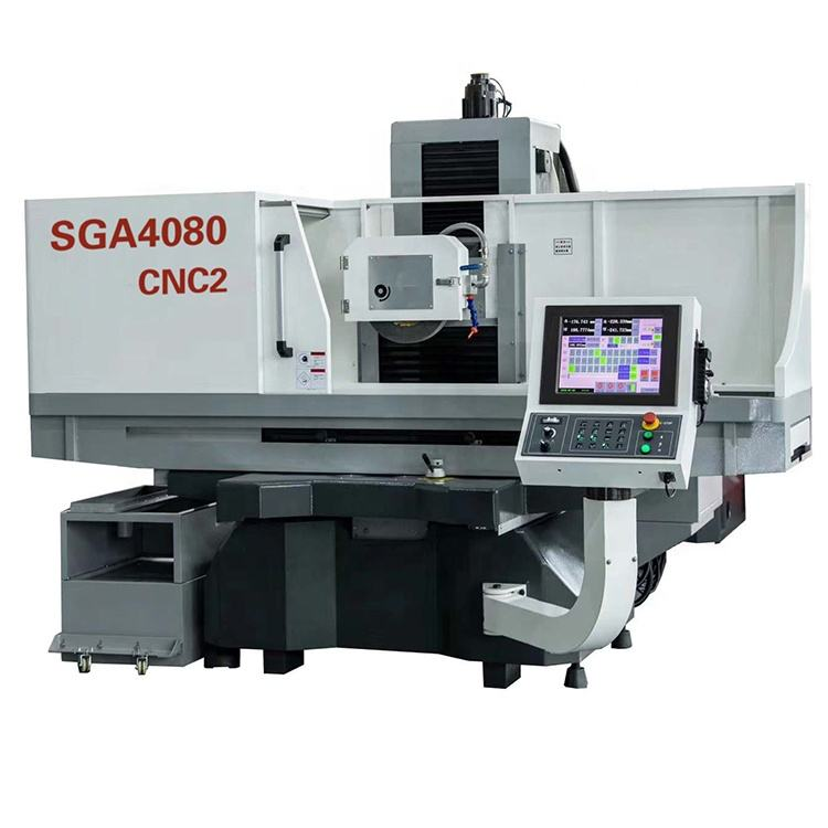 fully automatic 3 axis CNC surface grinder MK820