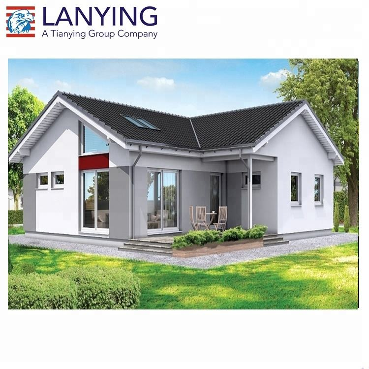 Fast Construction Cheap Prefabricated Houses Real Estate Prefab House