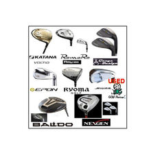 Various types of golf polo nike and Used golf club at reasonable prices , best selling