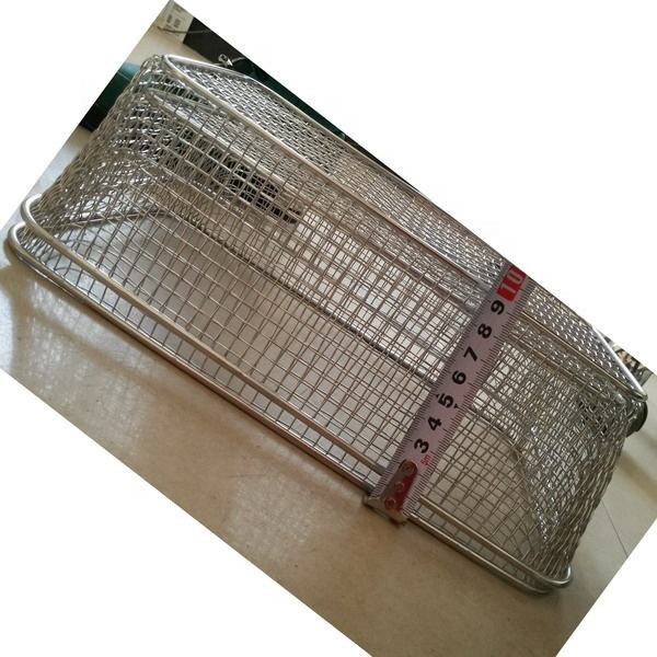 High quality rustless stainless steel wire basket