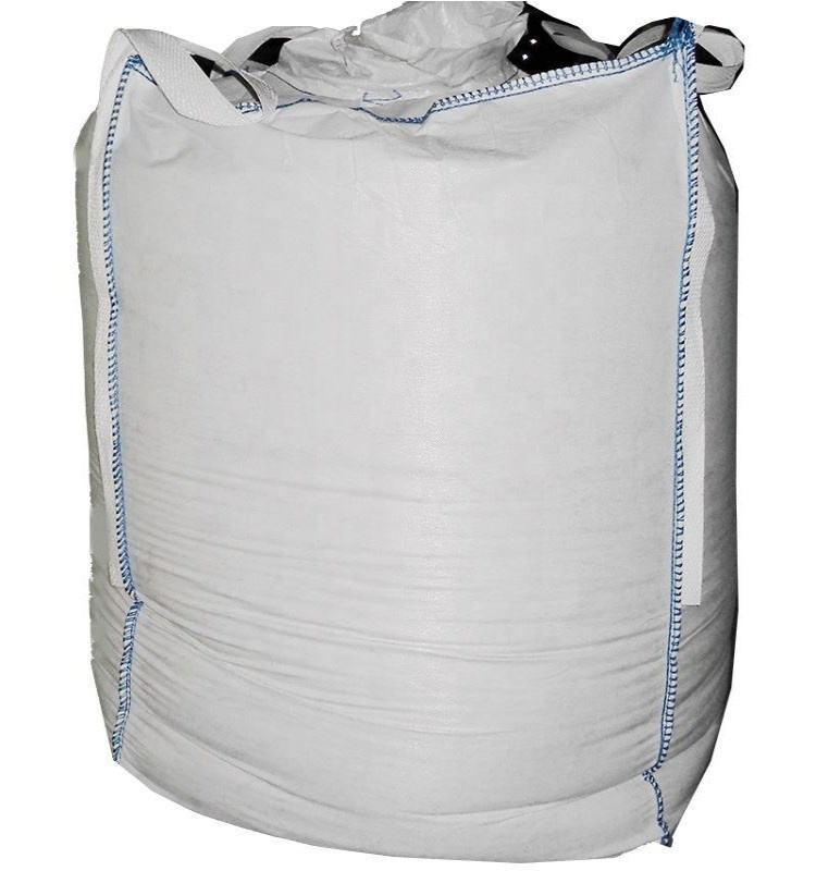 low price 1000kg 100 virgin pp agriculture cement liner super sacks firewood bigbag fibc concrete bulk bags for grain