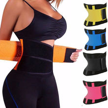 Dropshipping Women's abdomen with adjustable belts