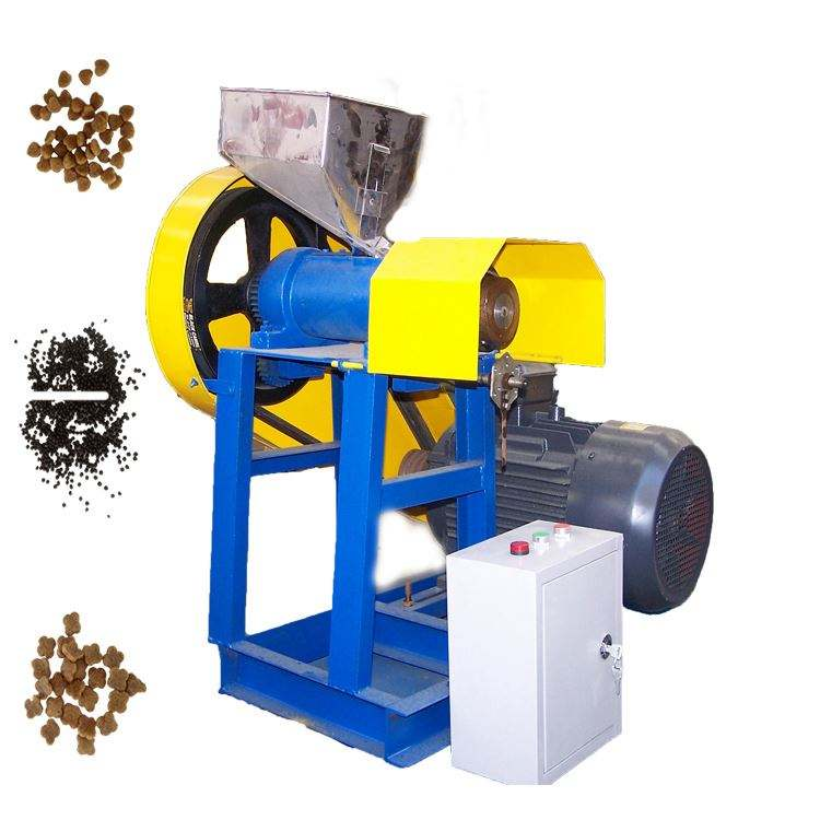 New Business Low Invest Twin Screw Wheat Flour Corn Puff Food Snack Extruder Machine Price For Making Snacks