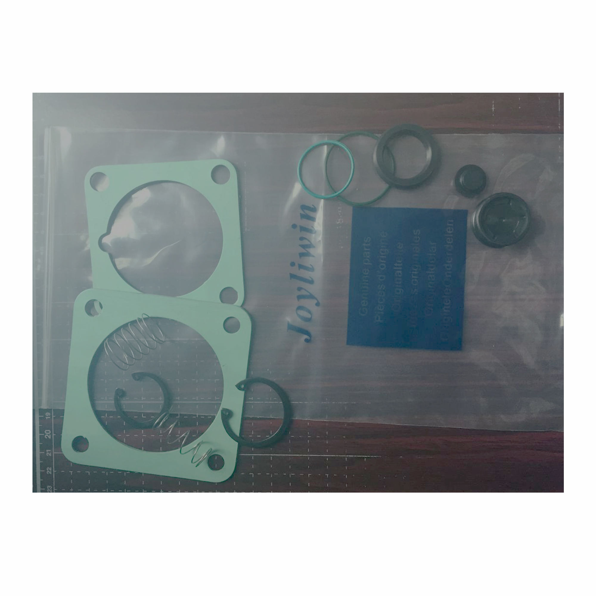 Customized JOY 029801 unloading valve kit for atlas copco air compressor