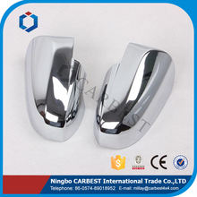 CHROMED MIRROR COVER FOR TOYOTA YARIS 2014