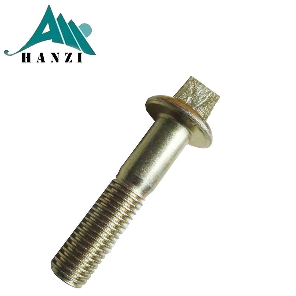 Square Head Screw For Railroad Steel Rail