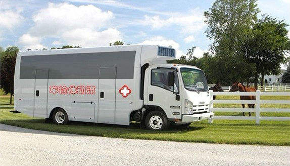 Mobile Clinic Bus