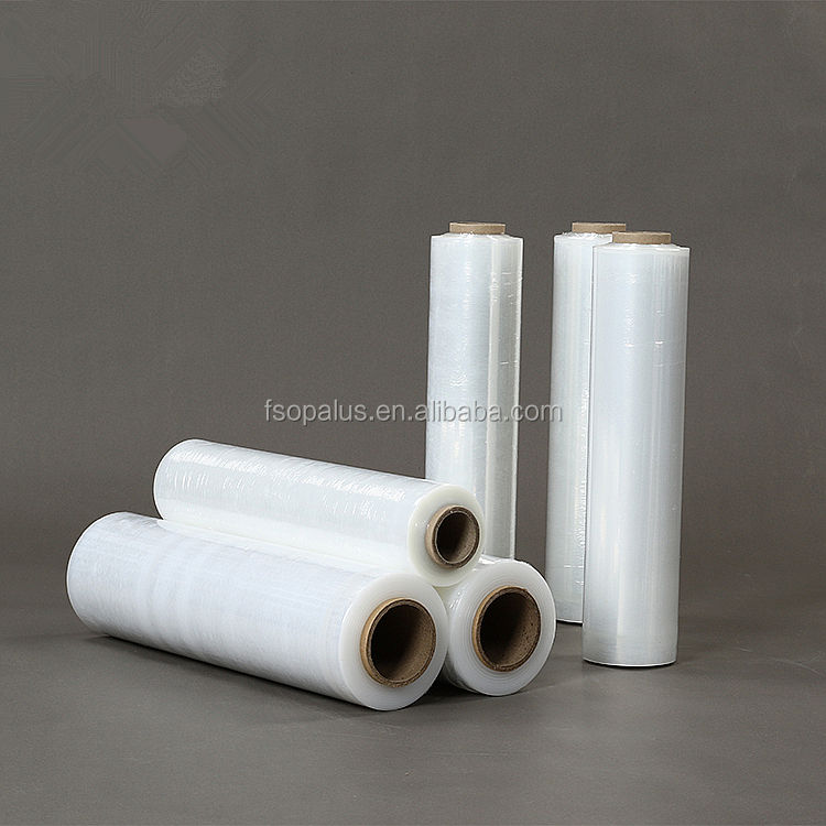 Shrink Wrap Mesin PE Pallet Lldpe Wrapping Stretch + Film Film