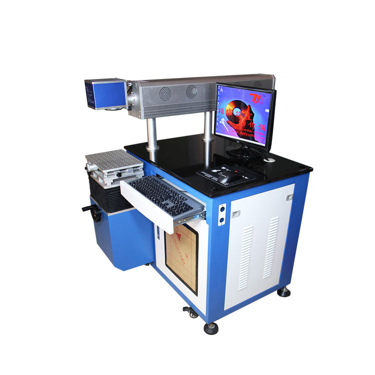 Acrylic / Rubber / Glass Surface CO2 Laser Engraving Machine for Sale from China