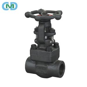 API Forged Steel A105 A105N 800LB SW Bolted Bonnet Gate Valve