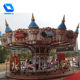 Theme Park High Quality Mini Carousel Rides for Sale