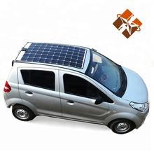 City use 4 wheel electric vehicles EEC  COC certificate  new cars solar electric cars made in china