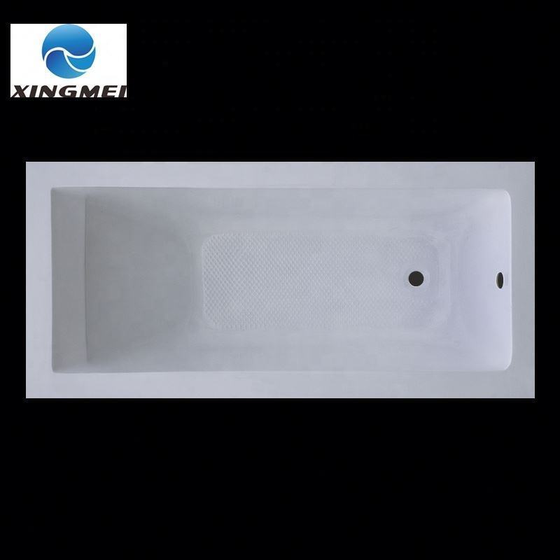 Best Quality China Manufacturer Composite Resin Round Stone Bathtub