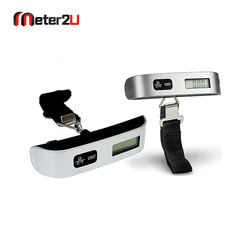 50kg digital electronic weighing scale for travel luggage
