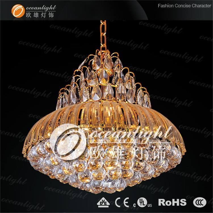Gold Classic migliore <span class=keywords><strong>lampadario</strong></span> indoor, catene diamante classico ciondolo designsow595